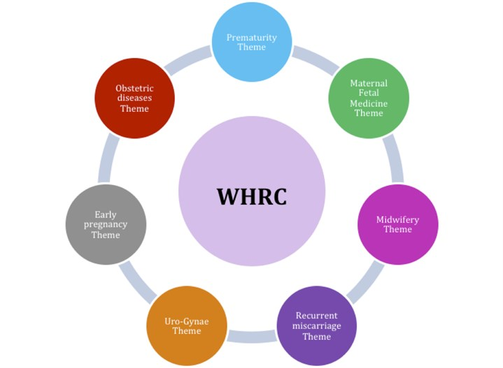 WHRC workflow