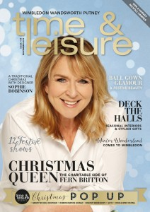 Fern Britton T&L cover