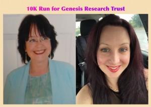 mel's 10k run
