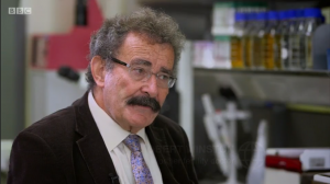 Robert Winston speaking on BBC Panorama